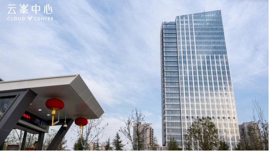 云峯中心丨在合肥,打动世界500强的办公标准是什么样的?